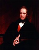 Henry John Temple, 3rd Viscount Palmerston, KG, GCB, PC (20 October 1784 – 18 October 1865), known popularly as Lord Palmerston, was a British statesman who served twice as Prime Minister in the mid-19th century. Popularly nicknamed 'Pam', or 'The Mongoose', he was in government office almost continuously from 1807 until his death in 1865, beginning his parliamentary career as a Tory and concluding it as a Liberal.<br/><br/>  He is best remembered for his direction of British foreign policy through a period when Britain was at the height of its power, serving terms as both Foreign Secretary and Prime Minister. Some of his aggressive actions, now sometimes termed liberal interventionist, were greatly controversial at the time, and remain so today. He was the most recent British Prime Minister to die in office.<br/><br/>  Palmerston was actively involed in both the First Opium War (1839-1842) and the Second Opium War (1856-1860)