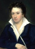 Percy Bysshe Shelley (4 August 1792 – 8 July 1822) was one of the major English Romantic poets and is regarded by critics as among the finest lyric poets in the English language. A radical in his poetry as well as his political and social views, Shelley did not achieve fame during his lifetime, but recognition for his poetry grew steadily following his death. Shelley was a key member of a close circle of visionary poets and writers that included Lord Byron; Leigh Hunt; Thomas Love Peacock; and his own second wife, Mary Shelley, the author of Frankenstein.<br/><br/>  Shelley is perhaps best known for such classic poems as Ozymandias, Ode to the West Wind, To a Skylark, Music, When Soft Voices Die, The Cloud and The Masque of Anarchy. Ozymandias remains one of the most influentail of English Orientalist poems ever written, along with Coleridge's 'Kubla Khan'.<br/><br/>  Shelley used opium to alter his state of thinking and free his mind. Shelley took laudanum, according to letters he wrote, as well as biographies. Shelley believed opium created confusion for him between cause and effect, as well as between memory and forgetfulness. Shelley began experiencing body spasms and upon visiting his new doctor, Andrea Vacca Berlinghieri, he was warned to stop taking laudanum. Shelley did not heed the doctor's warning and continued to have spasms, haunting dreams, and confusions about reality. Opium both helped with Shelley's creativity and harmed his mental state.